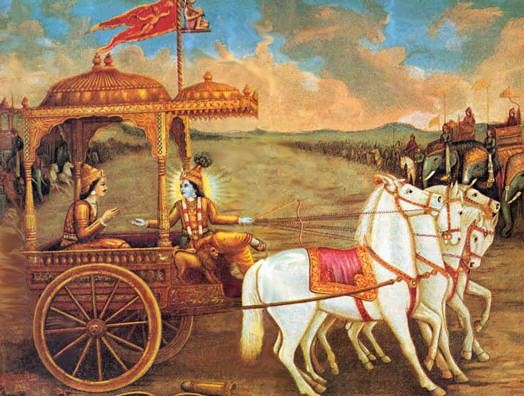 Krishan: The Charioteer