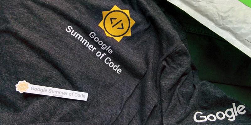 GSoC Tshirt