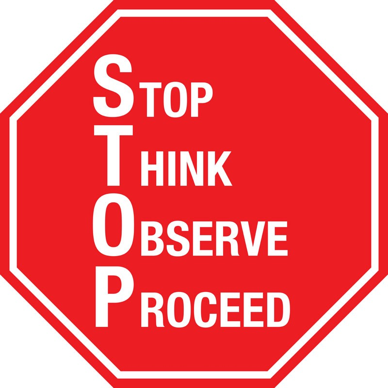 Stop Manipulation, Think And Improve